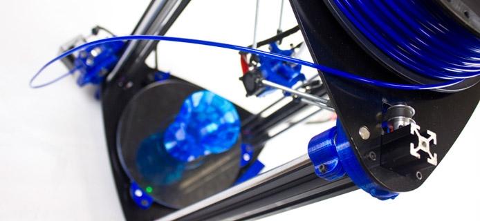 RepRapBCN's Delta 3D printer