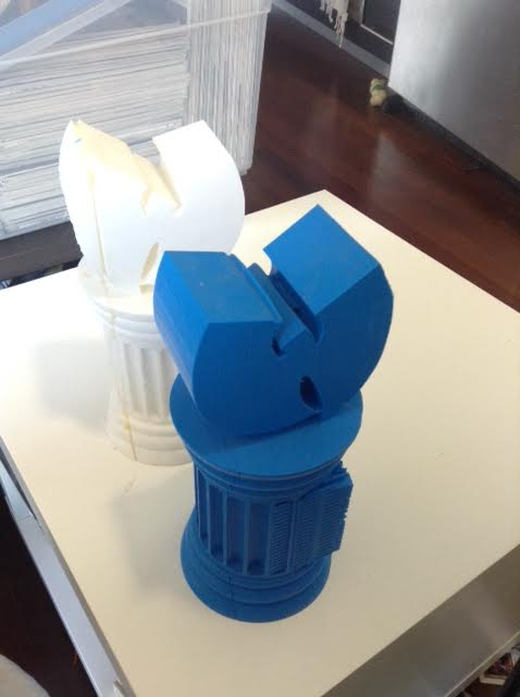 3D printed Wu Tang piece by Bradley Theodore