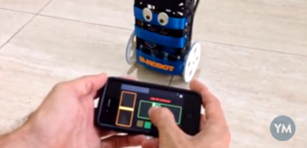 Open Source Balancing Robot by JJRobots