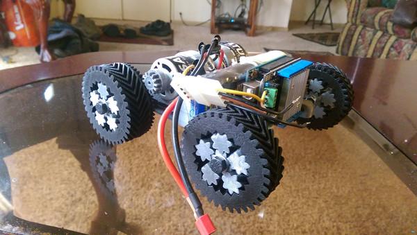 AFJay's Robot Chassis