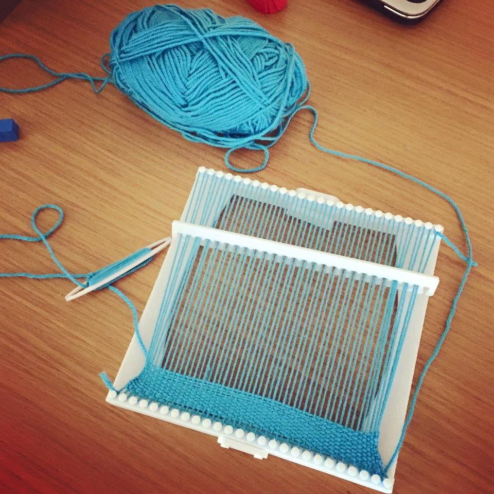 3D Printed Loom by XYZWorkshop