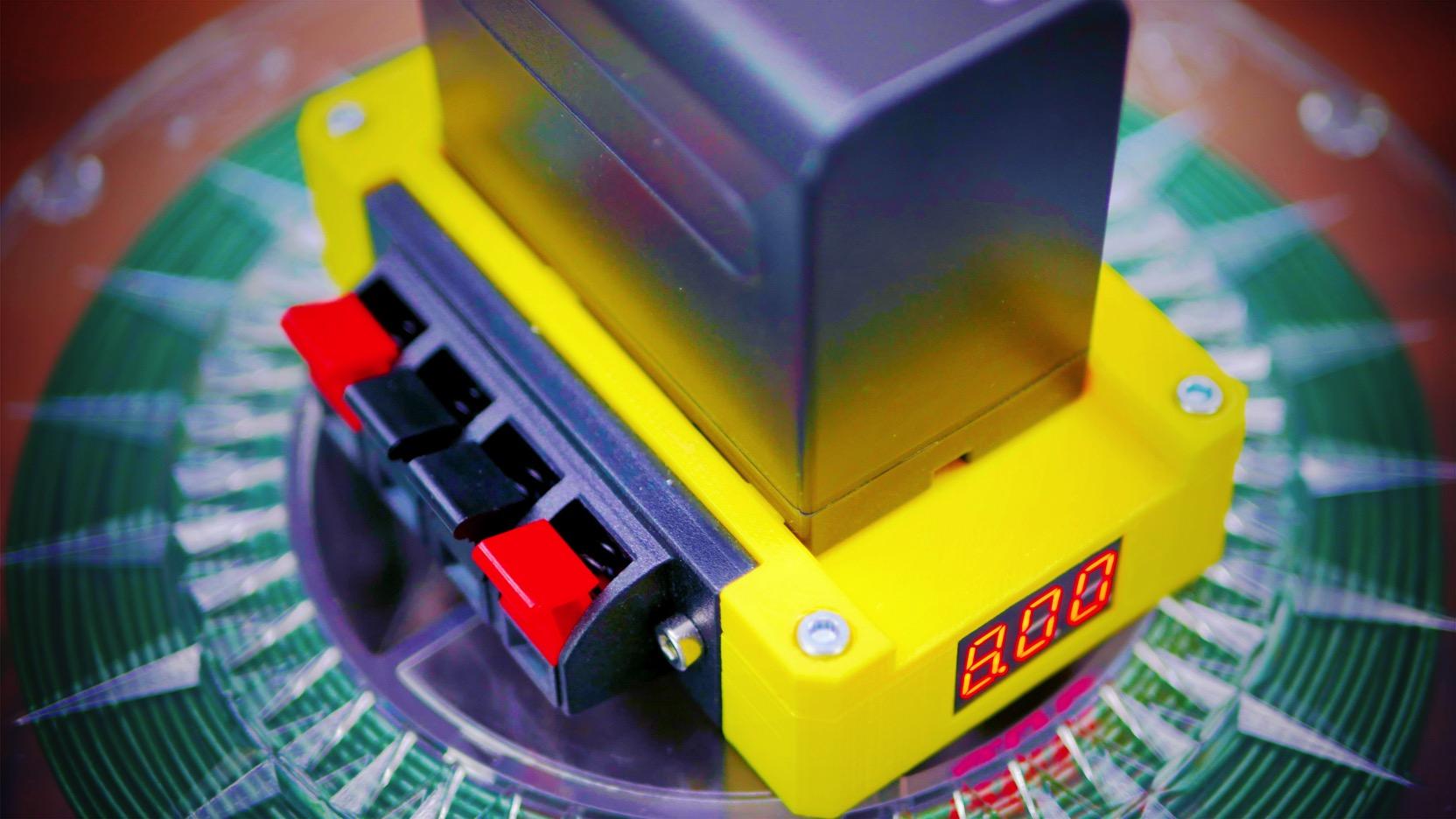 Battery powererd Bluetooth Audio Amplifier packs a punch