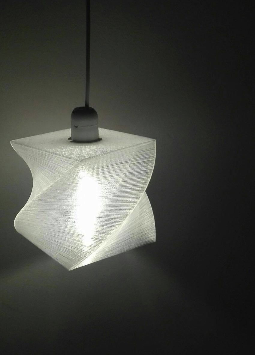 Lampshade by Rudy Hermus