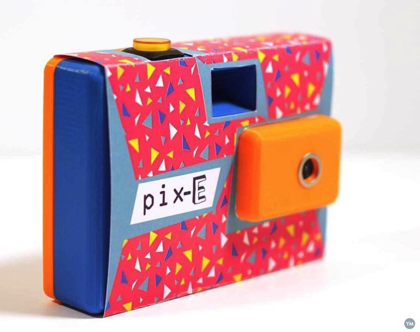 PIX E Gif Camera by nickrbrewer